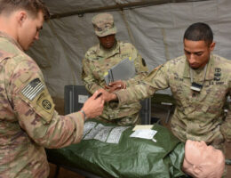 The US Army Wants To Know If Emotion And Empathy Can Help Make Soldiers Better Learners.