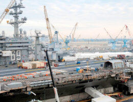 The US Navy May Want More Ships But Its Repair And Maintenance Yards Are Crumbling
