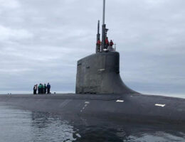 This Is The US Submarine That Will Stop A Russian Submarine Swarm In The North Atlantic