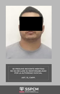 Tijuana: CJNG sicario chief El Cabo89 arrested