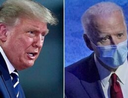 Trump and Biden take part in separate town halls, here's the takeaway
