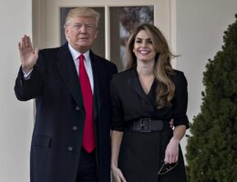 Trump, first lady begin the 'quarantine process' after Hope Hicks tests positive for coronavirus