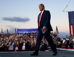 Trump: If Biden wins, 'China will own the United States'