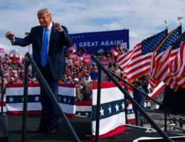 Trump touts fracking policy in Pennsylvania rally, says Biden 'will shut it all down'