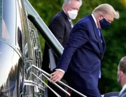 Trump's COVID diagnosis thrusts coronavirus pandemic back to forefront of White House race