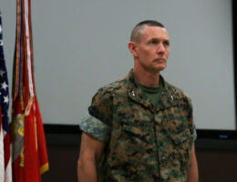 Two-Star US Marine General Fired After Reports He Used A Racial Slur Around Subordinates