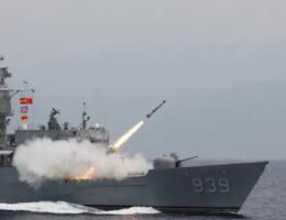 U.S. Warns China Against Taiwan Attack