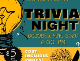 United States History Virtual Trivia Night