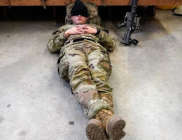 US Army Wants Its Soldiers To Practice Strategic Napping