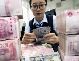 US dollar-yuan exchange rate: China sees currency rise as 'relatively moderate' despite concerns