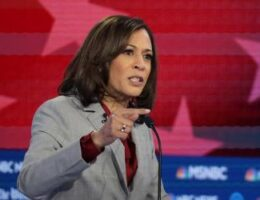 US elections: Four Middle East moments from Harris-Pence debate