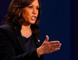 Vice presidential debate: Harris rips Trump administration on 'standing' vs. China