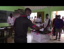 Voting Opens In Guinea's Tense Presidential Election