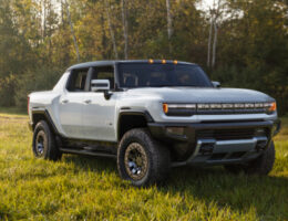 Watch GM unveil the $80,000 GMC Hummer EV right here