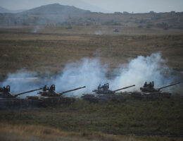 What hopes does Putin have from the United States in Karabakh?