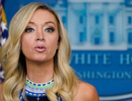 White House not releasing number of staff infected by coronavirus, McEnany says