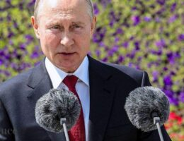 White House rejects President Putin's response to United States' arms control offer