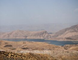 Will dams fuel water stress in Middle East?