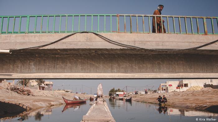 Bridge, Chibayish, Dhi Qar province