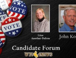 Wyo4News hosting Candidate Forum for United States State Senate 12
