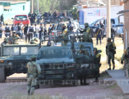 Zacatecas: 14 die in confrontation between police and criminal group in Calera