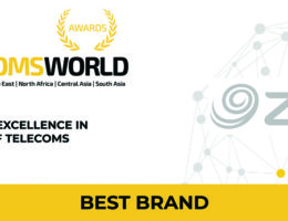 Zain crowned 'Best Brand' at 2020 Telecom World Middle East Awards