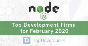 Announcing the Top NodeJS Development Companies of October 2020 – an exclusive research by TopDevelopers.co