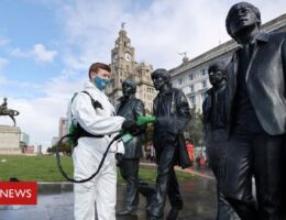 Covid-19: Liverpool to pilot city-wide coronavirus testing