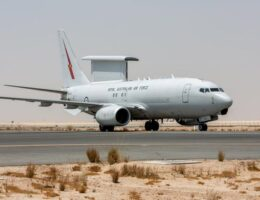 E-7A Wedgetail completes Middle East deployment