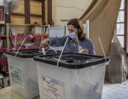 Egyptians vote in 2nd stage of parliamentary election
