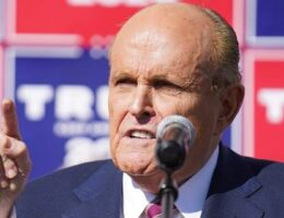 Giuliani says Trump won't concede amid legal challenges