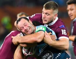 'It's not ideal to keep getting head knocks': Blues' Cordner in another concussion scare