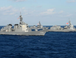 Japan Considers Building Two Super-Sized Destroyers