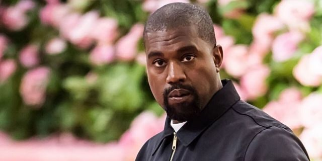 Kanye West said he voted for the first time on Tuesday.