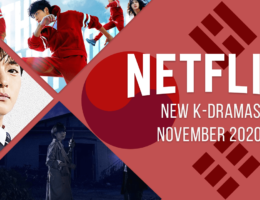 New K-Dramas Coming to Netflix in November 2020