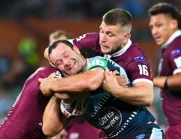 NRL probes Cordner concussion protocols after Origin knock