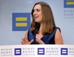 Sarah McBride elected highest-ranking out trans legislator in United States