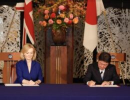 Searching for value in the Japan–UK trade agreement
