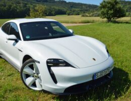 Strong demand for the Taycan helps Porsche recover in the United States