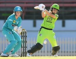 Talented Sydney Thunder players chasing teenage dreams in the WBBL