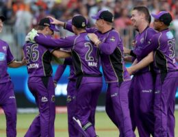 Tasmania, ACT to be hubs for first Big Bash League matches