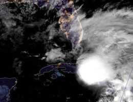 Tropical Storm Eta roars toward Florida as hurricane watches, state of emergency declared