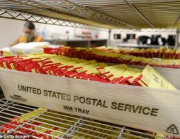 United States Postal Service FAILS to meet deadline to sweep facilities and deliver mail ballots