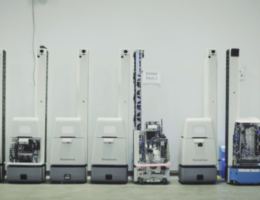 Walmart reportedly ends contract with inventory robotics startup Bossa Nova