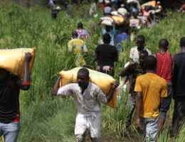 Why Nigerian looters are targeting Covid-19 aid