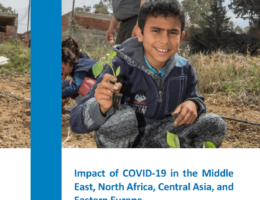 World: Impact of COVID-19 in the Middle East, North Africa, Central Asia, and Eastern Europe Update #6 October 2020