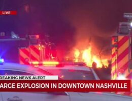 BREAKING: Christmas Day Explosion in Nashville Deemed 'Intentional' By Police (VIDEOS)