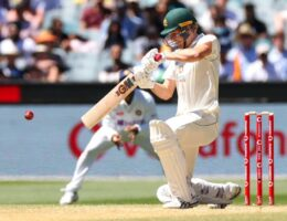Changes are imminent after a rookie showed Australia's more experienced batsmen the way to play at the MCG
