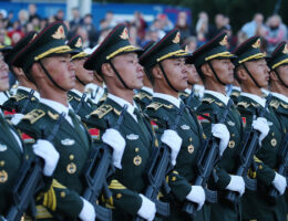 China Amends Its National Defense Law To Clarify Its Role In International Situations