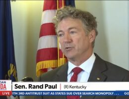 """Czars Or Dictators"" — Rand Paul On How To Stop Authoritarian Governors"